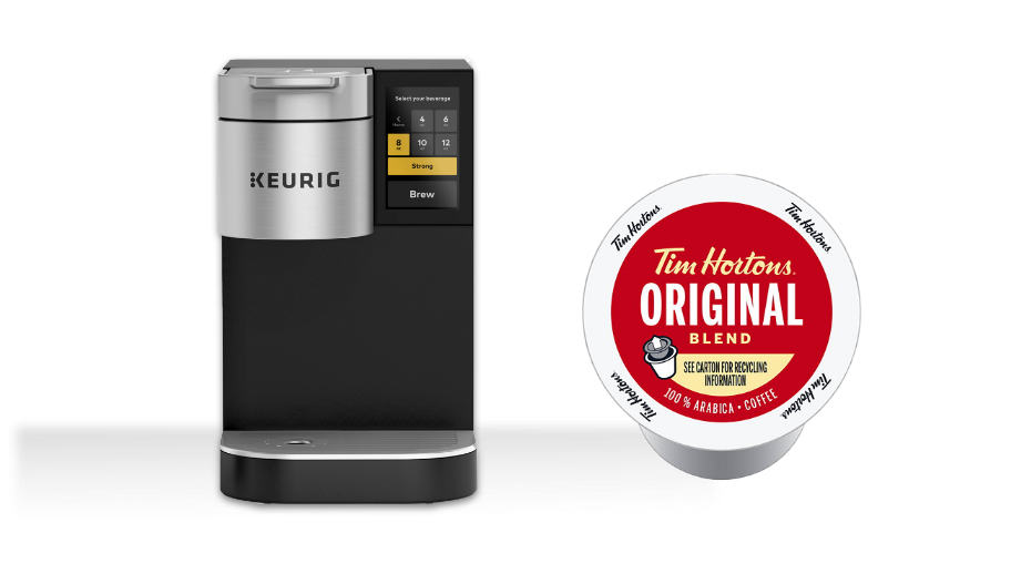 Keurig's K-2500 Brewer