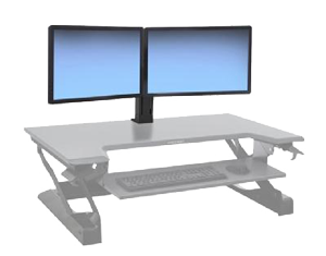 ergotron work fit station