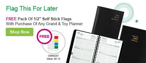 FREE Self-Stick Flags