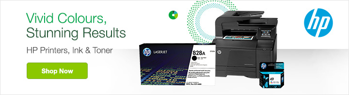 Vivid Colours, Stunning Results. HP Printers, Ink & Toner. Shop Now
