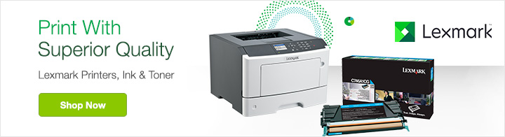 Priont With Superior Quality. Lexmark Printers, Ink & Toner. Shop Now