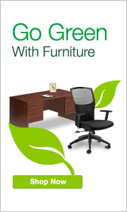Go green with furniture
